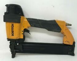 Bostitch 650s4 16 Gauge 1/2 Crown And 2 Sheathing Siding Nailer Parts Or Repair