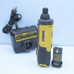 Dewalt Dcf682 Cordless Screwdriver Type 1, 8v Max With Dcb095 Battery Charger
