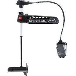 Motorguide Tour 82lb-45-24v Hd+ Universal Sonar - Bow Mount - Cable Steer - Fre