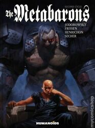 Metabarons Second Cycle Hc 1-1st Nm 2020 Stock Image