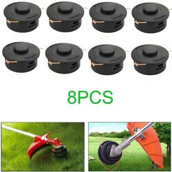 8pack Trimmer Head For Stihl Autocut 25-2 Trimmer Bump Heads String Trimmers