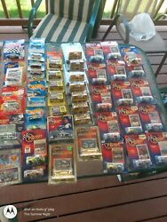 Collectible Hot Wheels And Nascar Scale Cars And Figures