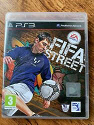 Fifa Street Ps3 8 Football Soccer Game For Sony Playstation 3