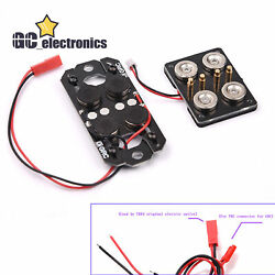 18 110 Rc Car Magnet Power Supply Body Post Set For Trx-4 Scx10 Rc4wd D90