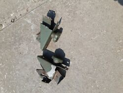 Land Rover Early Series 2 Original Vent Flap Controls Very Nice Condition