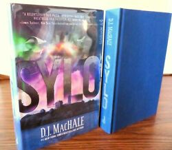 D.J. MACHALE SYLO SIGNED First Edition in Dust Jacket