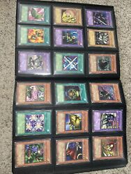 Yugioh Rare Card Lot Vintage And Others. No Duplicates 360 Cards Total