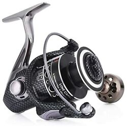 Sougayilang Fishing Reel Spinning 11+1bb Left/right Interchangeable Spinner Andhellip