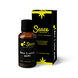 Pure Best 5 Value Packs Dank And Loud Sauce Terpenes For Sweet Aroma And Flavour