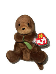 Seaweed, Original Beanie Baby 1995/96. Brand New With Tags, Mint Condition Rare