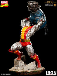 Iron Studios Marvel Colossus 1/10 Art Scale Statue Brand New And In Stock