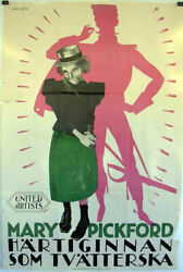 Suds / Mary Pickford / 1920 / Francis Dillon / Author Movie Poster/94