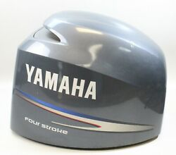 63p-42610-30-00 Yamaha 2006 And Up Top Cowl Hood Cowling Cover 150 Hp 4 Stroke