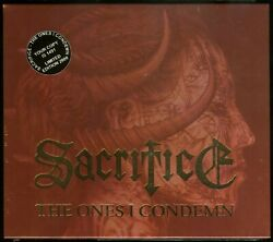 Sacrifice The Ones I Condemn Cd New Marquee Records