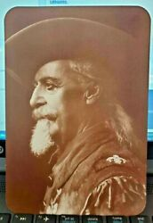 Buffalo Bill Cody 1846-1917 Old West Collectors Series Post Card