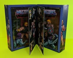 Sdcc 2019 Masters Of The Universe  Adam And He-man Figure 2-pack