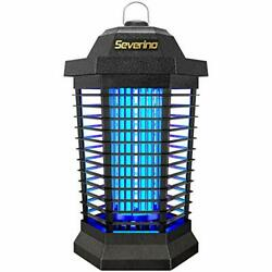 1.5 Acre Electric Lamp Outdoor Insect Killer Mosquitoes Flies Bug Zapper Hanging