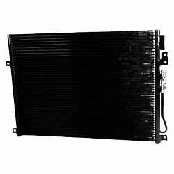 A/c Compressor And Condenser Radiator Kit For 2006-2008 Jeep Commander