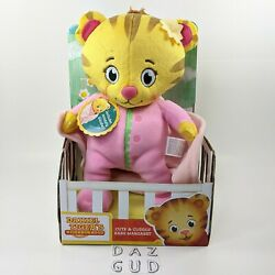Daniel Tigers Neighborhood Cute And Cuddly Baby Margaret Plush Pink Yellow New