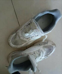 Womens White Sport Shoes Used Size 8.5 Sneaker