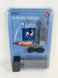 """The """"itty Bitty"""" Book Light Volume 2 By Zelco Brand New Sealed"""