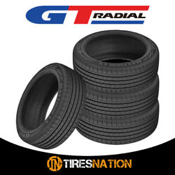 4 New Gt Radial Maxtour Lx 245/60r18 105h Tires
