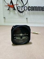 Electric Gyro Corp. Turn And Slip Indicator 12-28v 1394t100-5y 0113