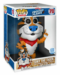 Funko Pop Ad Icons - Tony The Tiger 10-inch Vinyl Figure Confirmed Order
