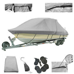 Semi-custom T-top Boat Cover Goes Over T-top Boats 19and0396-20and0395l X 102w 3 Colors