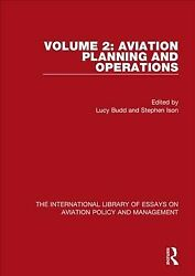 Aviation Planning And Operations Hardcover By Budd Lucy Ison Stephen Lik...