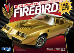 Mpc 1979 Pontiac Firebird 116 Scale Model Car Kit 862 Hobby Toy Collectible New