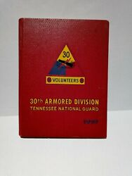 30th Armored Division Tennessee National Guard Annual 1957
