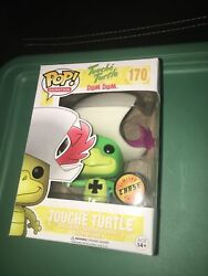 Funko Pop Touche Turtle 170 Vaulted Dum Dum Collectible Figure Chase Toy Figure