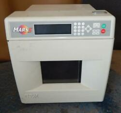 Cem Mars 5 Ip Microwave Accelerated Reaction System 3389