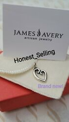 James Avery Small Mother's Love Brand New Charm Sterling Silver