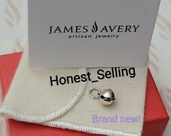 James Avery Small Jingle Bell Brand New Charm Sterling Silver