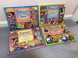 Brand New Nursery Rhymes Pop Up Book Collection