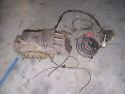 1971-1973 Mustang Mach 1cougar Xr7 A/c Heater Box. With Blower Motor Tested