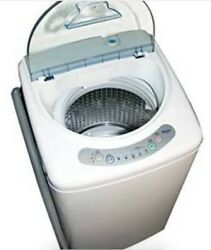 Compact Washer And Dryer - Haier Hlp21n And Magic Chef Mcsdry1s