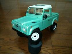 Scale Crawler Land Rover Defender D90 Rc4wd 1/10