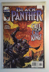 Black Panther #13 1999 Marvel 9.0 VF NM Comic Book 1st Appearance Queen Divine