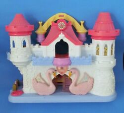 Fisher Price Imaginext Precious Places Swan Palace Tested Works 19 L@@k