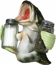 Rivers Edge 583 Salt And Pepper Shakers - Bass Holding