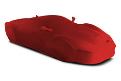 Coverking Satin Stretch Indoor Custom Car Cover For Ferrari 348 - Made To Order