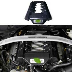 For Ford Mustang 15-17 5.0t Carbon Fiber Bonnet Hood Radiating Protection Cover
