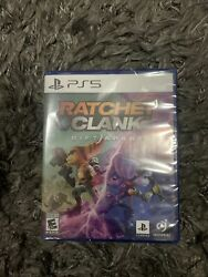 New Ratchet And Clank Rift Apart - Sony Playstation 5 Ps5 Game Disc New Sealed