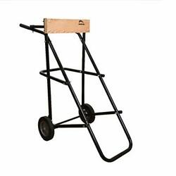 Leadallway 315 Lbs Outboard Boat Motor Stand Carrier Cart Dolly Storage Pro Heav