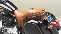 Corbin Dual Tour Saddle For 02-03 Indian Chief Chief Vintage Tan I-chief-03-dt