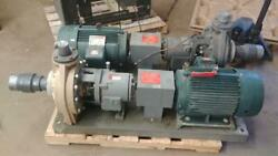 Reliance Electric Xe Industrial Motor With Grp Pump - 20 Hp