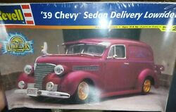 Revell 85-2592 1939 Chevy Sedan Delivery Lowrider 1/24 Mcm Fs